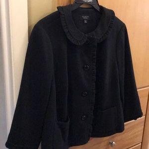 Beautiful Talbots Woman jacket NWT